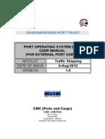 VPT External User Manual Shipping V1.0