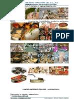 10. Control de Esterilidad de Conservas