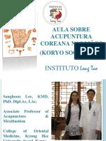 acupuntura coreana das mãos