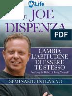 Joe Dispenza_Cambia l'Abitudine Di Essere Te Stesso_manuale