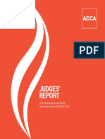 Judges Report2014