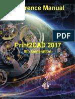 Print2CAD 2017 English