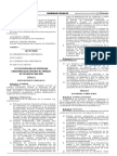 Ley de Búsqueda de Personas Desaparecidas- El Peruano 22.06.16