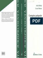 Contopirea pedepselor.Culegere de practică judiciară - A.Bîrbuţi, L.Brânzac - 2008a.pdf