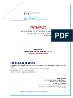 Di Raça Pcmso 2015