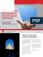 Discover How You Can Be Successful in the Solar Industry-IGS