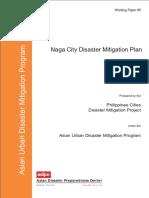 Naga City Disaster Mitigation Plan