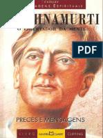 Krishnamurti o Libertador Da Mente