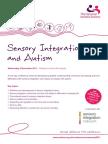 Sensory Integration y A