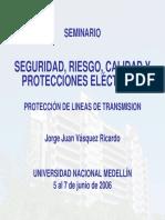 Proteccion en Lineas de Transmision