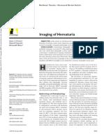 Imaging of Hematuria
