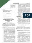 Ley de Busqueda de Personas Desaparecidas - Peru (30470-2016)