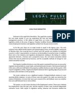 Legal Pulse 1Q 2016 Newsletter Final