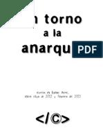 En torno a la anarquía , Buenos Aires