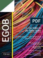 La Cultura Es Un Tema Serio - Revista