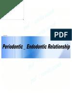 Perio - Endo Relationship.pps