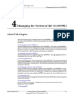 01-04 Managing the System of the GGSN9811