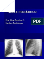 Torax pediatrico