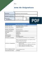 2016_Psicología Social II Programa de Asignatura-1