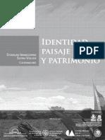 Identidad Paisaje y Patrimonio