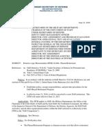 DoD Directive on Phased Retirement