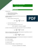 Datos y Calculos Para Diseño de Subestaciones