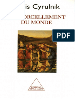 Boris Cyrulnik-L'Ensorcellement Du Monde -Odile Jacob (1997)