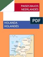 Gastronomía Holanda