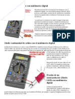 Como Probar Dispositivos Electronicos