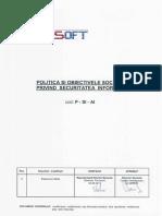 Politica si obiectivele societetii privind Securitatea Informatiei.pdf
