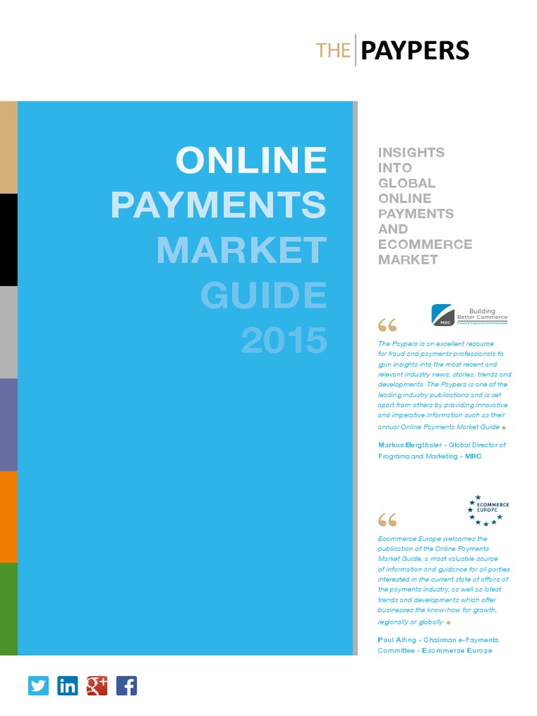 Online payments market guide 2015 insights into payments and online payments market guide 2015 insights into payments and ecommerce retail e commerce fandeluxe Image collections