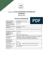 Ficha CandidaturaPG