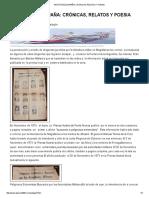 Aristóteles España_ Crónicas, Relatos y Poesia