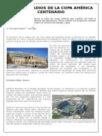 Los 10 Estadios de La Copa América Centenario