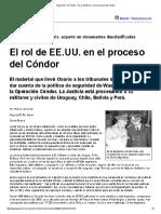 Página_12 __ El Mundo __ El Rol de EE.uu en La Operacion Condor