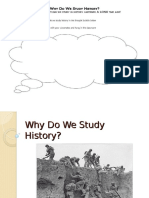 History Intro Ppt Note
