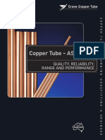 Copper Tube to ASTM B88 Tube 2013w