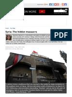 _Syria_ the Hidden Massacre — RT Op-Edge