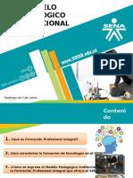 Presentación Modelo Pedagógico