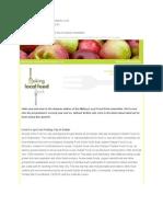 Making Local Food Work Newsletter, Autumn 2008