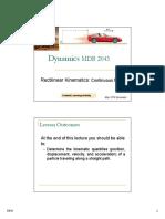 Dynamics GLA 1b