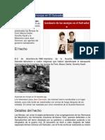 Asesinato de Las Monjas en El Salvador