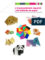 Cartilla Origami