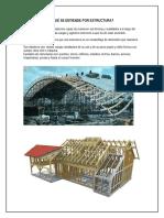 Qué Se Entiende Por Estructura