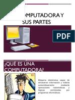Computadora Partes