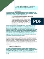 ARCILLAS-propidades y Usos