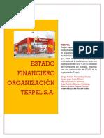 Proyecto Estado Financiero Terpel