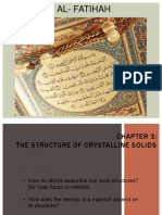 Ch03 Crystalline Solids