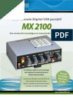 Consola Radio Folletomx2100