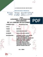 LESIONES Y ALTERACIONES FRECUENTES DE LA LENGUA EN ESTOMATOLOGIA.docx